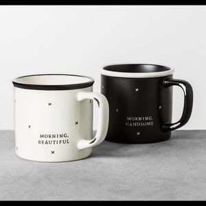 Hearth And Hand With Magnolia Morning Mugs